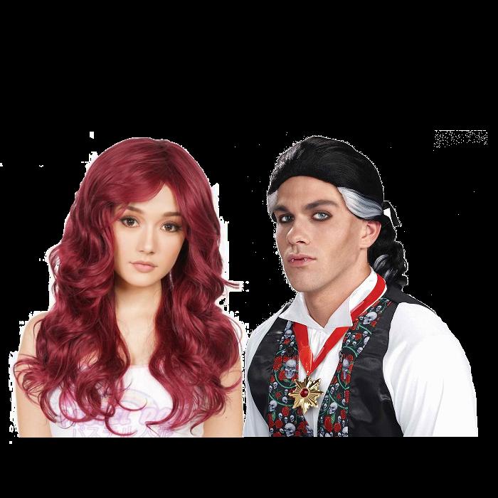 770c0cb0abc9d Rockstar Brand Wigs · Straight Hair Wigs · Updo Wigs · The Costume Shoppe