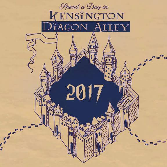 Calgary's Diagon Alley 2017