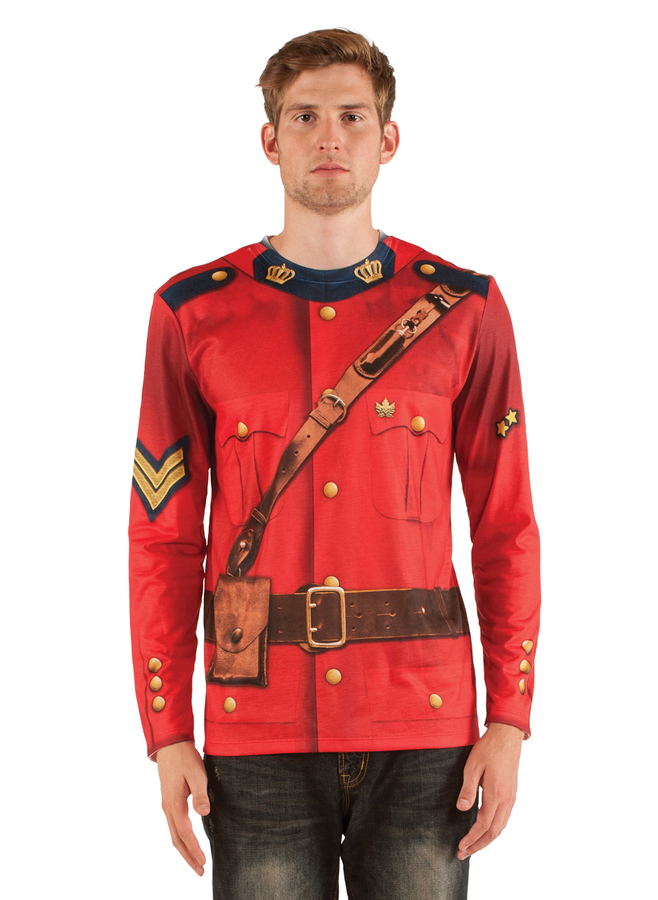 Canadian Mountie Shirt