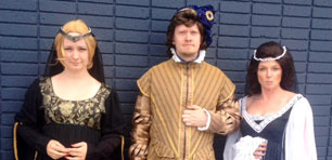 Medieval Costumes for Rent