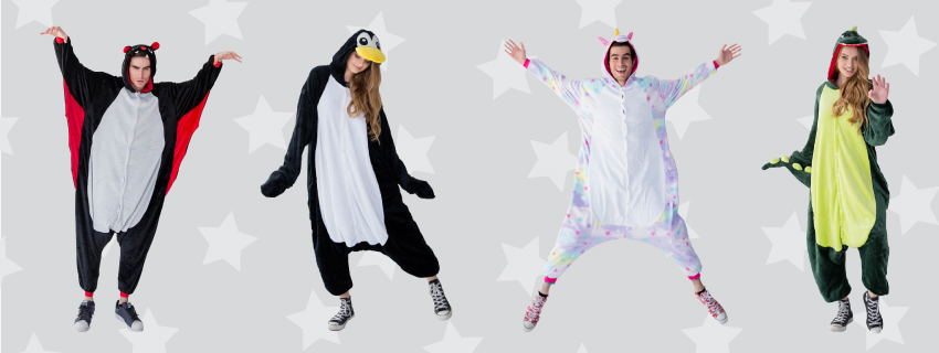 Onesie Animal Costumes | The Costume Shoppe | Calgary, Canada