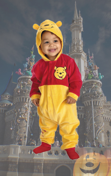 Winnie The Pooh Infant/Toddler Halloween Costume