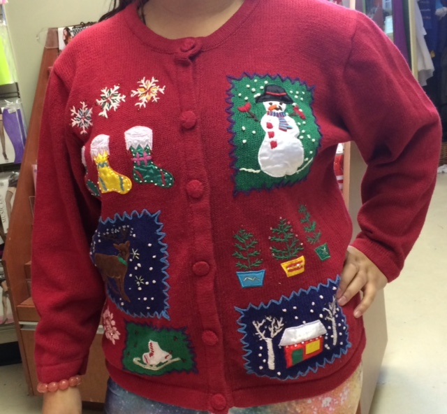 The Ugly Christmas Sweaters That Calgary Loves The Costume Shoppe